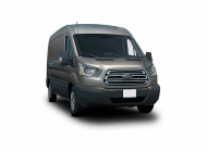 FORD TRANSIT 350 L2 DIESEL FWD 2.0 TDCi 130ps H2 D/Cab Van