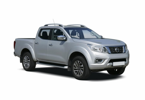 NISSAN NAVARA DIESEL Double Cab Pick Up Tekna 2.3dCi 190 4WD Auto (2018)